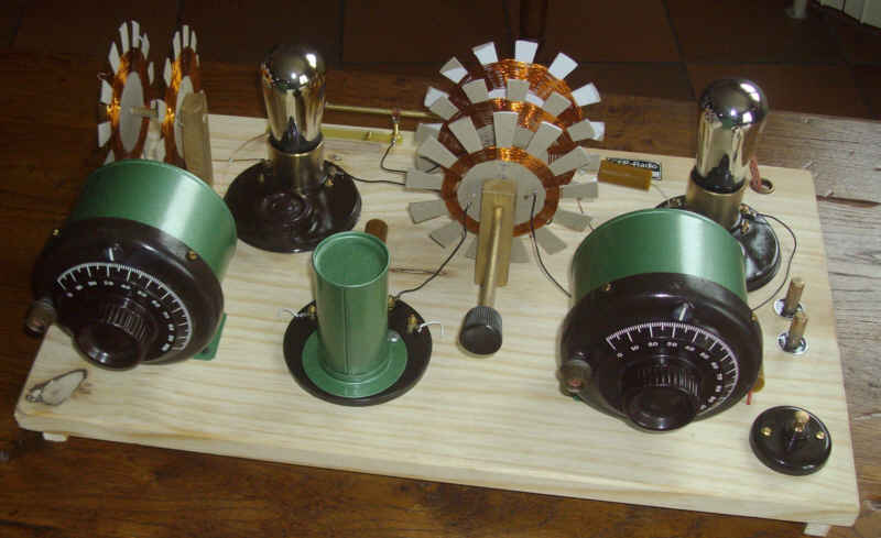 kit pr21   recepteur reflex a 2 lampes
