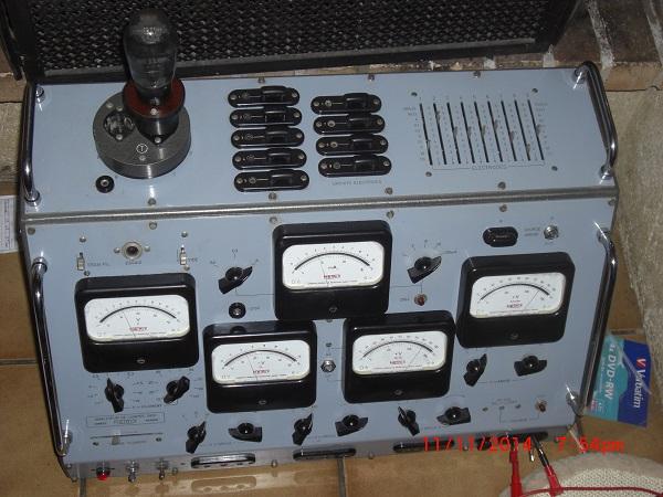 Lampemetre metrix