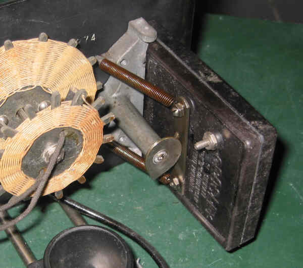 crosley type 51p en mallette - remontage - recablage