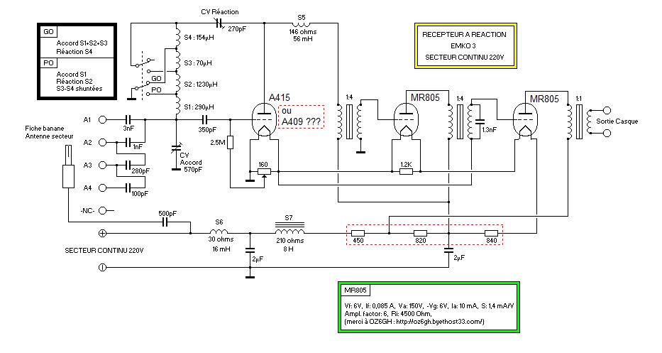 restauration electromekano 3 ou emko 3 ou lytofon 3 restauration du chassis