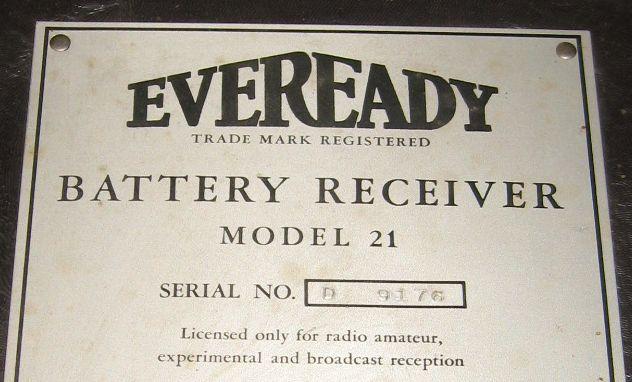 eveready 21 etat des lieux