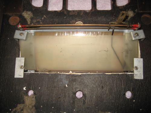 Philips a nettoyage de la caisse refection du cadran et